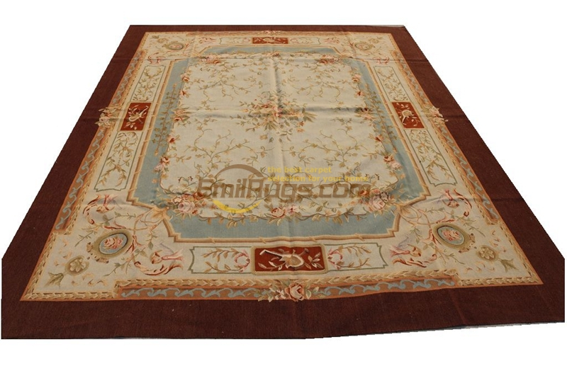 Tapis fait main Antique tapis de salon tapis Rectangle tapis Oushak