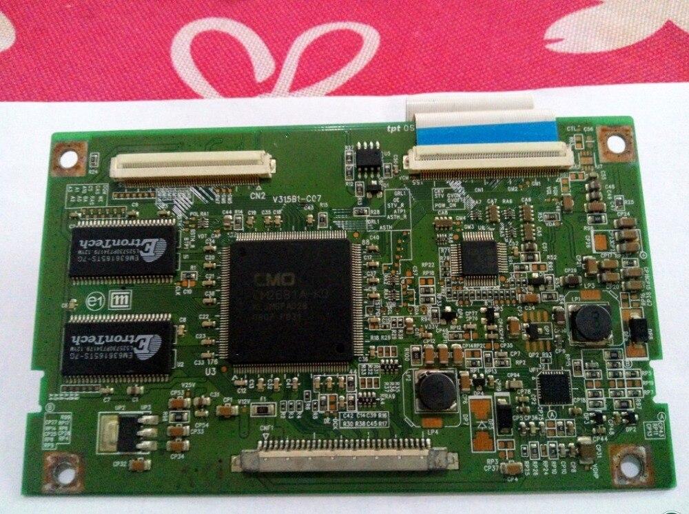 V315b1-c08 V315b1-c05 Connect With Logic Board V315b1-c07 T-CON  Connect Board