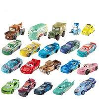 Racing Story 3 Alloy Cars Model DXV29 Toy CARS Car King Lightning McQueen M McKowan Black