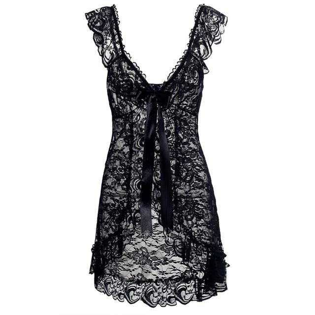 Erotic Nightgown Set
