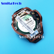 Carcasa trasera de reloj para Garmin Forerunner 610, GPS, con batería de ion de litio y botón de metal