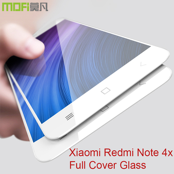 xiaomi redmi note 4x tempered glass full cover snapdragon 625 xiaomi redmi note 4 note 4x mofi screen protector ultra thin