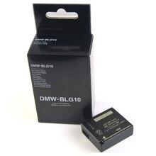DMW-BLG10 Bateria BLG10E BLG10PP BLE9E BLE9 Baterias Para Panasonic Lumix DMC GF3 GF5 GF6 GX7 BLE9PP bateria Baterias