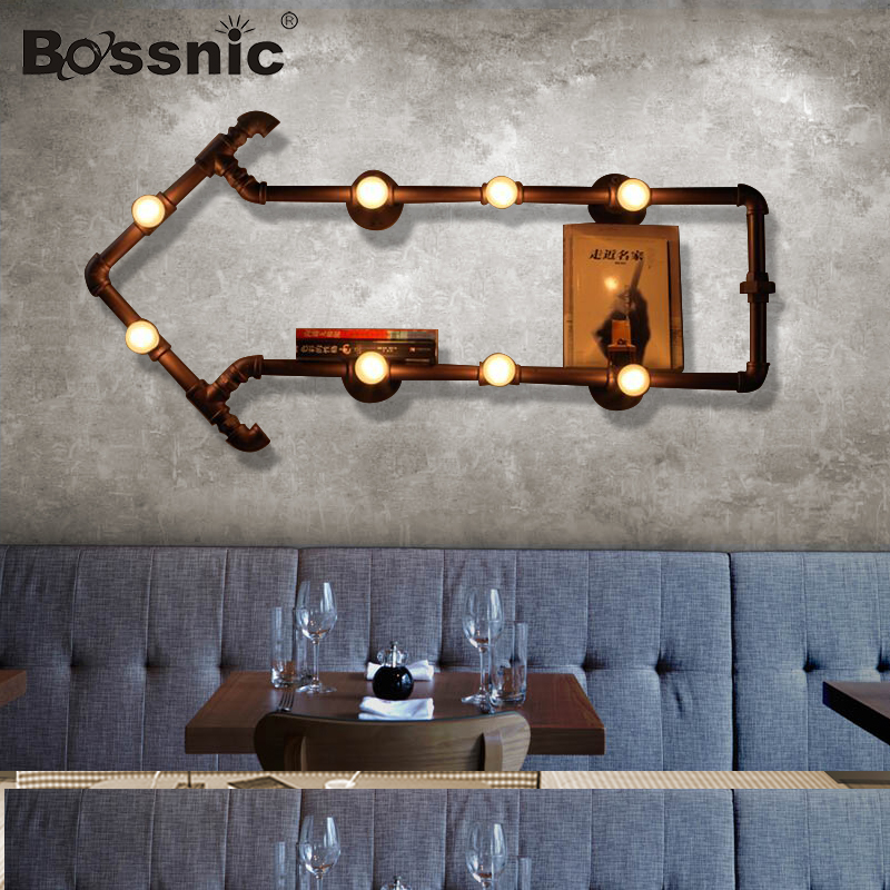 BossnicLighting Modern Creative personality Wall light for Living room|Dining room|Bedroom|Hotel lamp