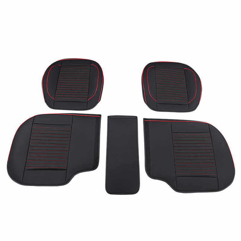 革車のシートカバープロテクターシートクッションオートアクセサリー用フォルクスワーゲンvwジェッタmk5 6 mk6パサートb3 b5 b5.5 b6 b7 b8 cc