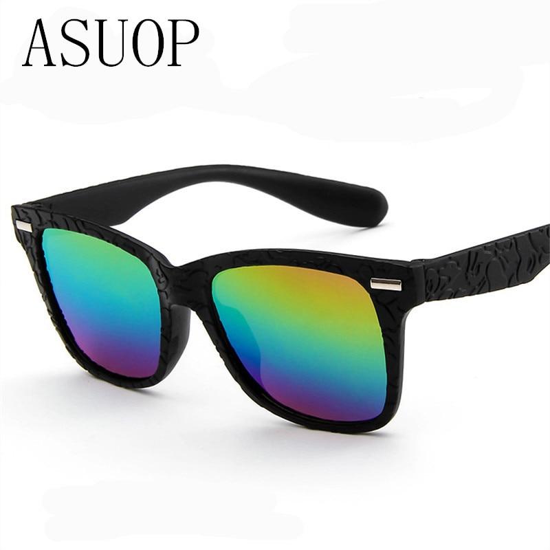 ASUOP2019 nové módní pánské a dámské dětské sluneční brýle vzor dětské čtvercové brýle klasická značka retro designu UV400 brýle