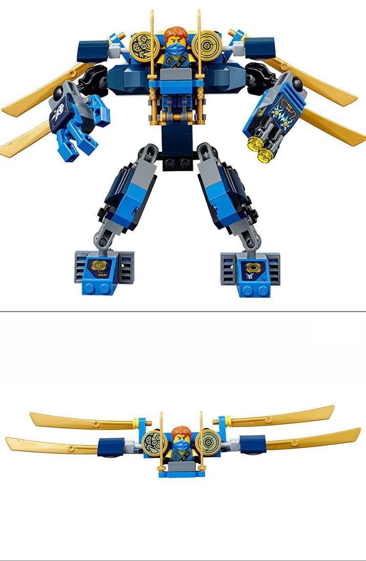 169PCS-Anime-Figures-Ninja-mecha-robot-Electro-optic-mecha-Weapon-JAY-ZANE-Building-Blocks-gift- (2)