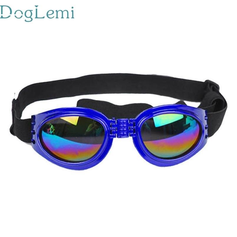 bf6d39da3c3e0 17 de maio Mosunx Negócio Nova Moda À Prova de Água-Multi-Cor Dog Pet Óculos  de Sol Dos Olhos Usar Proteção Pequeno