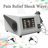 Highly Effective Shock wave Therapy by pneumatic ballistic extracorporeal therapy machine