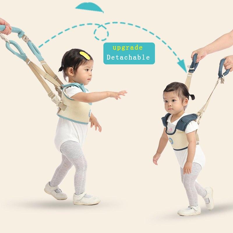 Baby Walker Toddler Harness Assistant Backpack Leash For Children Kids Strap Learning Walking Baby Belt Child Safety Reins