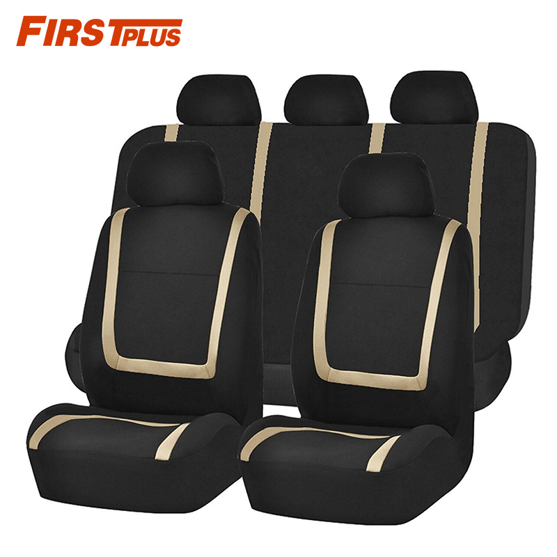 Universal Elastic Full Seat Covers Universal Fit Front Back Seat Protector Cushion Cover Auto Chair - Car Styling car styling elastic full seat covers universal fit front back seat protector cushion cover auto chair interior accessories