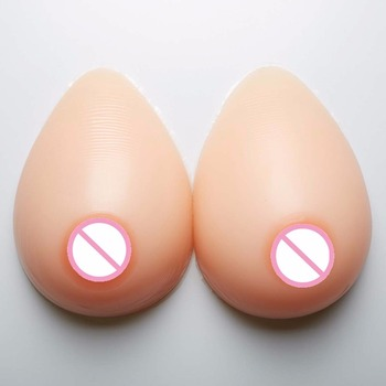 800g/pair C cup silicone breast forms for mastectomy breast forms Boobs Tits Pads for crossdresser fake realistic breast forms фото