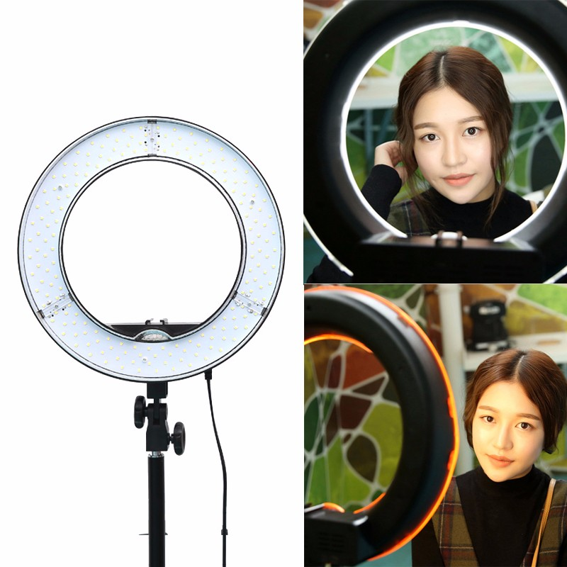 productimage-picture-eachshot-es180-180-led-13-stepless-adjustable-ring-light-camera-photo-video-180pcs-led-5500k-dimmable-1-to-100-2-color-filter-23162