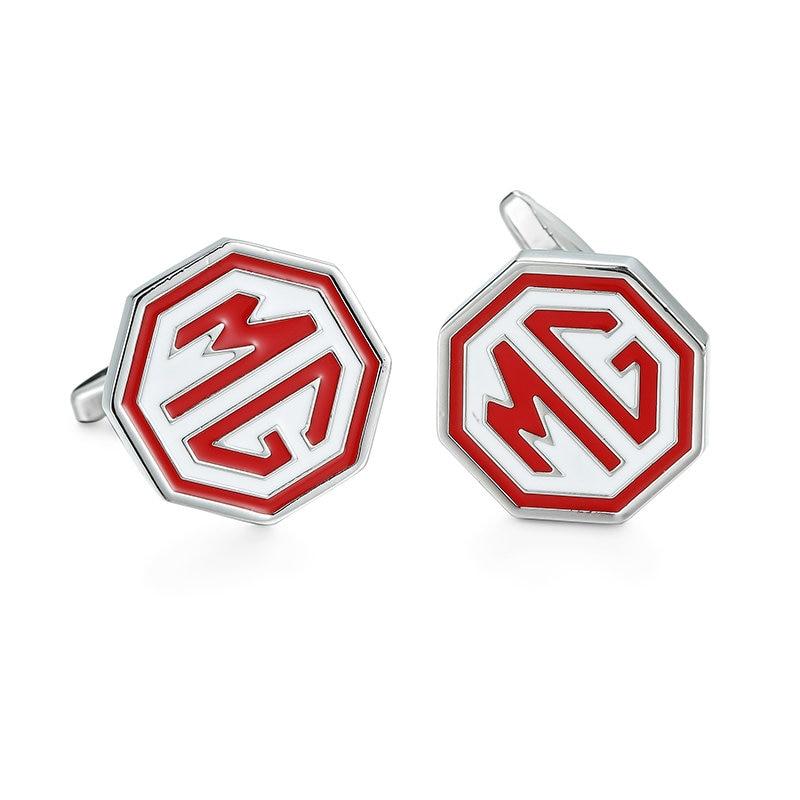 Mens Cadillac Logo Cufflinks