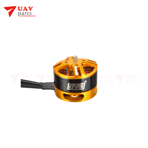 DYS Gold edition Multi-rotor Brushless Motor BE1806 1400/2300/2700KV For Mini Multicopters RC Plan(China)