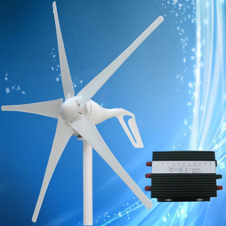 2019 New Arrival 400W Wind Turbine Kit; 12V/24V 400W Wind Generator 3/5PCS Blades + 600W Wind Turbine Controller, CE Certificate2019 New Arrival 400W Wind Turbine Kit; 12V/24V 400W Wind Generator 3/5PCS Blades + 600W Wind Turbine Controller, CE Certificate