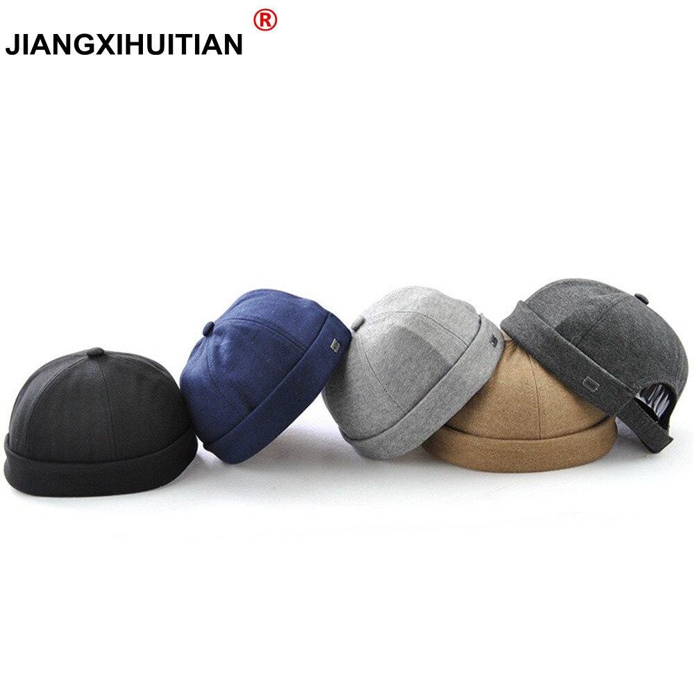 96bbe324b535 TOHUIYAN sin ala gorra de algodón Para hombres y mujeres de la calle ...