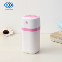 Mini Portable Ultrasonic Humidifier USB Ultra Silence Mist Maker Aromatherapy Vehicle Mounted Humidifier