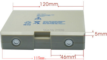 Replacement CardioServ 30344030 Biomedical Battery High Quality battery For CardioServ Defibrillator SCP 913/915/922