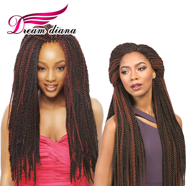 18 Inches Freetress Crochet Braid Bouncy Twist Out 30 Strands