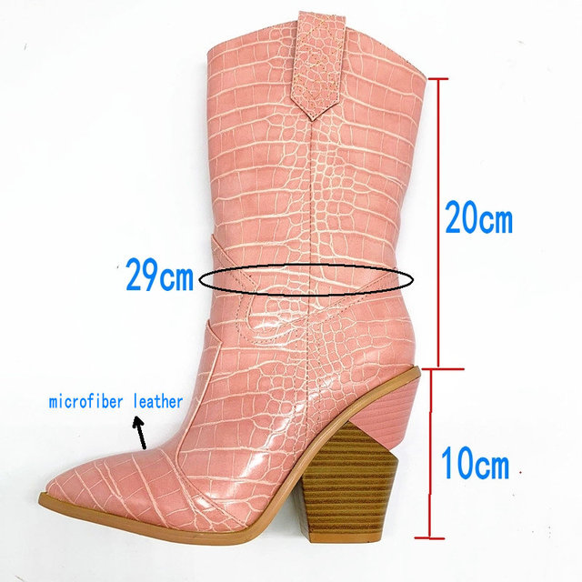 Wedge Boots  1