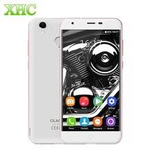Оригинал OUKITEL K7000 Отпечатков Пальцев 4 Г Смартфон 5.0 дюймов Android 6.0 MTK6737 Quad Core 2 ГБ RAM 16 ГБ ROM Dual Sim Мобильный телефон