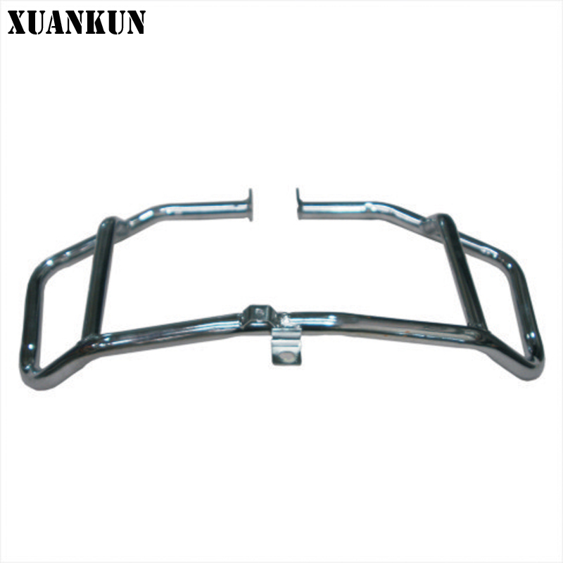 XUANKUN Motorcycle LF150-9M Bumper мотоцикл lifan motorcycle independent lf150 14v 10