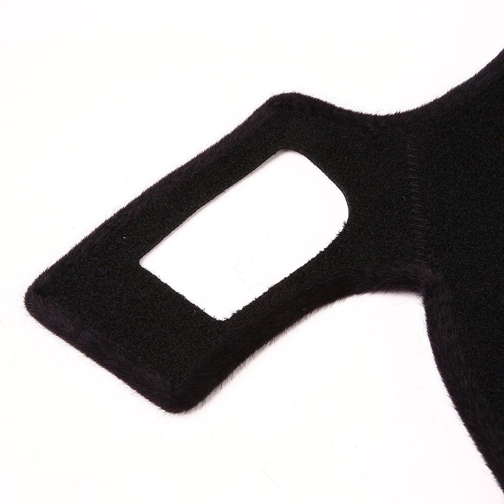 Silicone Slip Felt Fabric Dash Mat Pad Dashboard Cover Black Shades Dashboard Mat Auto Interior Sun Cover Pad Motors Parts
