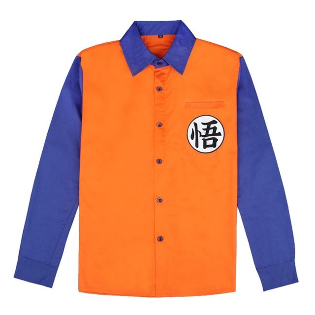 Anime Shirt Dragon Ball Z Dragon Ball Kame Symbol Goku Shirts Super