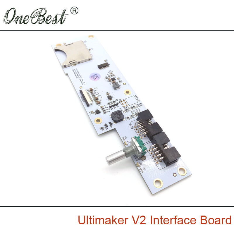 Peças para Impressora local genuine frete grátis Modelo Número : Ultimaker 2 Interface Board