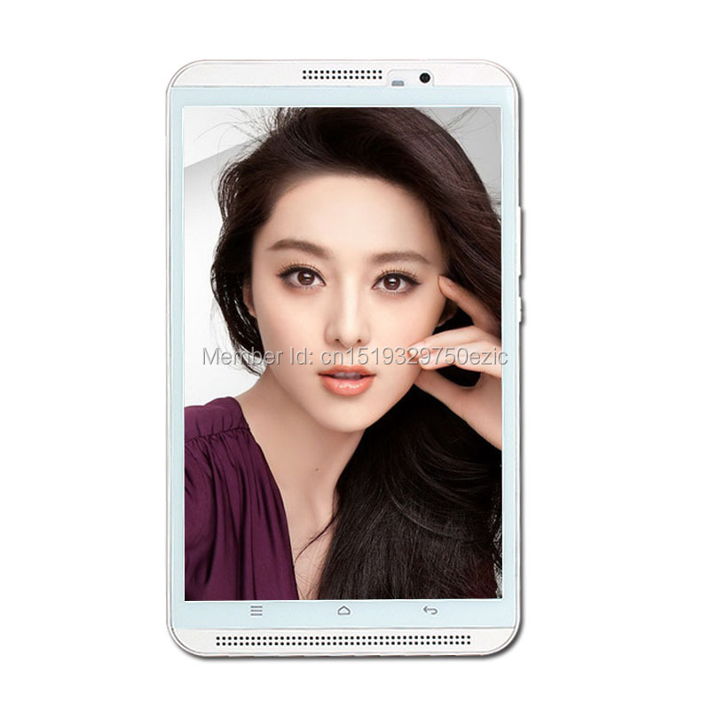 Octa Core 8 pouces tablette MTK8752 Android tablette 4 GB RAM 128 GB ROM double SIM Bluetooth GPS Android 6.0 8 tablette PC