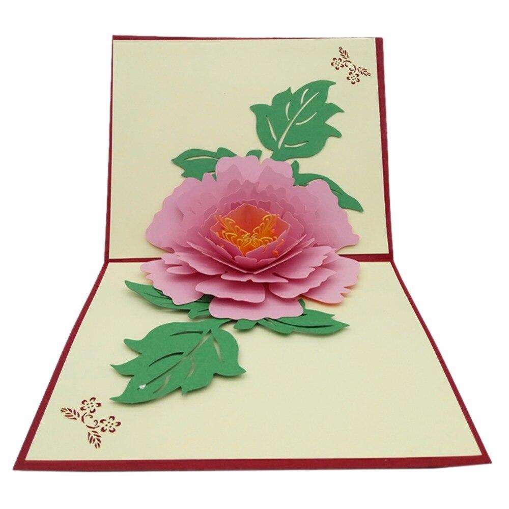 laser cut de boda tarjetas de cumpleaos d papel hecho a mano tarjetas de felicitacin