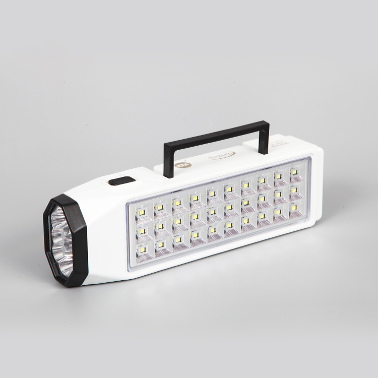 Multifunctional 38 Led Charging Emergency Lamp Outdoor Camping Lamp For Outdoor Night Market outdoor camping light camping lamp night market stall tent lamp home emergency lamp charging led lamp mobile power function