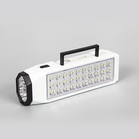 Multifunctional 38 Led Charging Emergency Lamp Outdoor Camping Lamp For Outdoor Night Market