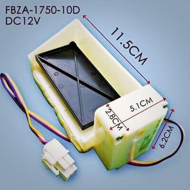 Original pour réfrigérateur moteur FBZA 1750 10D DA31 00043J