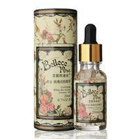 24 k oro rosa bianco-des aroma olio essenziale 20 ml acido ialuronico sbiancamento, idratante, anti-rughe, stringere i pori
