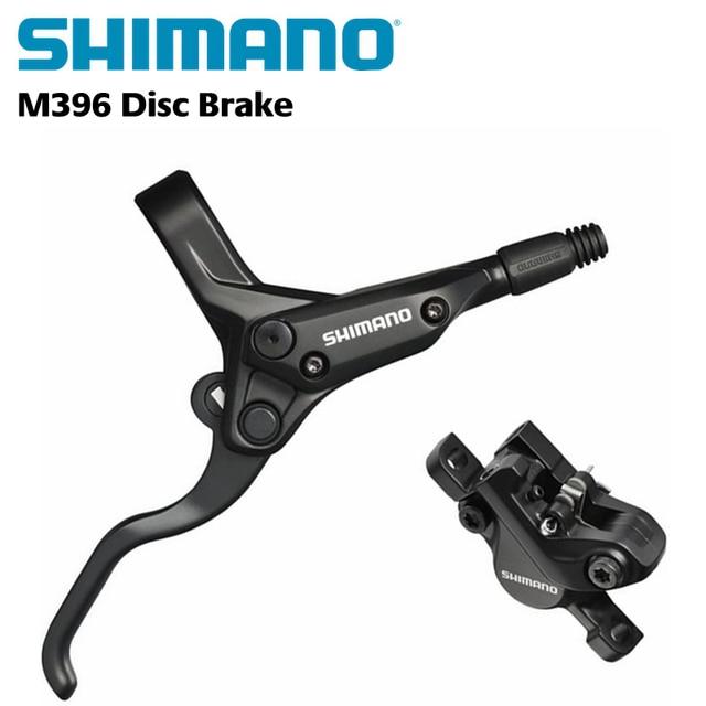 40be90bac3c Shimano Acera M396 Disc Brake Set Hydraulic Brake Pad Set Front and Rear BR-BL-M396  BR-BL-M396 for shimano M396 M395 MTB Brake