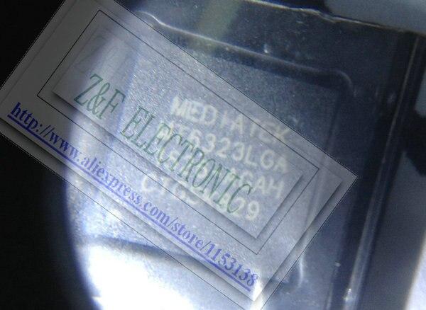 MEDIATEK BGA  POWER IC   MT6323LGA  MT6323 LGA   new original  2pcs/lot drawer