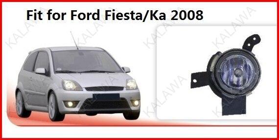 5 Pairs, Посвященный 55 Вт противотуманные Фары Противотуманные Фары для Ford Fiesta/Ка 2008 с проволочной FD315 Freeshipping ТТТ