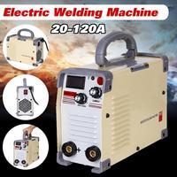 220V AC Welding Machine 10 420A DC Inverter Handheld Mini MMA IGBT Inverter Mini Electric ARC Welders Machine Tool