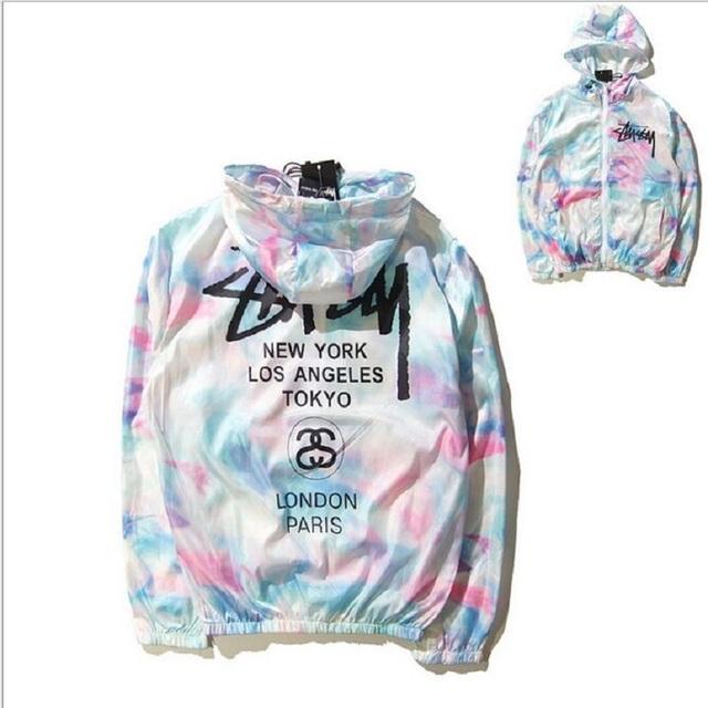 2016 Ripndip homens jaqueta de roupas de proteção solar roupas hoodie das mulheres da marca hip hop windjackers bomber Homme Veste Suprem HBA Jack S-XXL