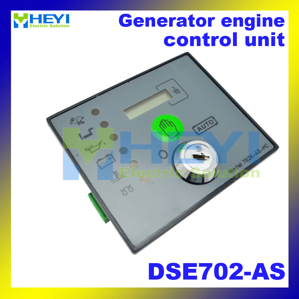 DSE702-AS genset controller electronic auto start controller module generator smartgen automatic start module generator controller hgm6110u auto genset controller