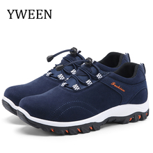 YWEEN Spring Autumn Men Casual Shoes Slip-On Style Fashion Sneakers Breathable Man Hot Sales 2018