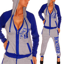 ZOGAA New Series Womens Casual Set Hat Women Two Piece Outfits Brand Sportwear Hooded Sweatshirt and Pants