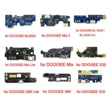 New for DOOGEE BL5000/BL12000/BL12000 Pro/Mix 2/Mix Lite/Mix/S30/S60 Lite/S60/X10/X20/X30 Charging Port Board Replacement repai