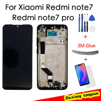 10 Touch Original LCD For Xiaomi Redmi Note 7 LCD With Frame Display Screen Replacement For Redmi Note7 Pro LCD Display Screen