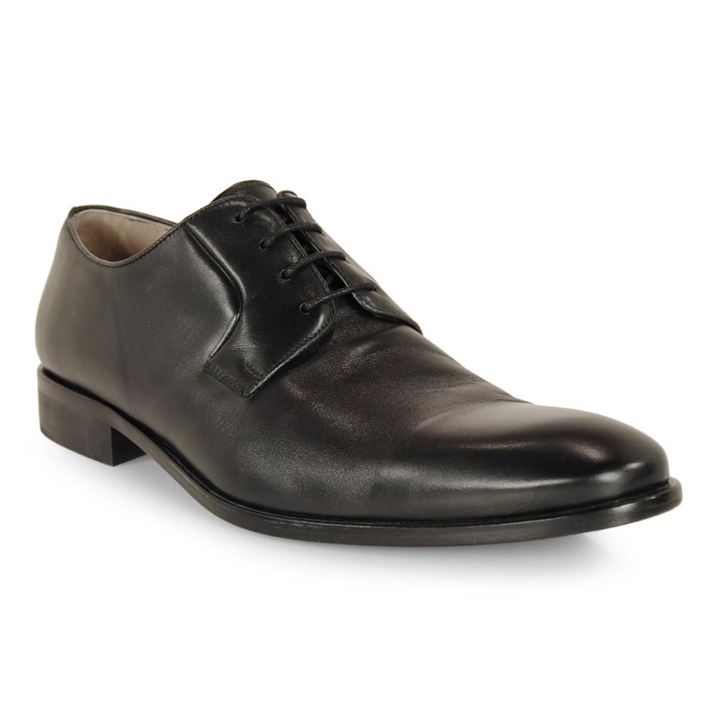Biguer'S Men Shoe Piel Dress Black