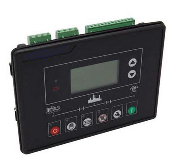 Generator Controller Auto Start  SL6120 and Stop Function Moduel HGM6120