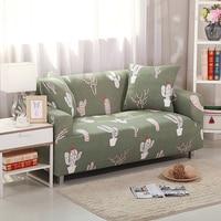 Cartoon Kinder Hussen Sofa Abdeckung engen wickelkleid all-inclusive rutschfeste schnitts elastische voll Couch Fall für verschiedene Sofas
