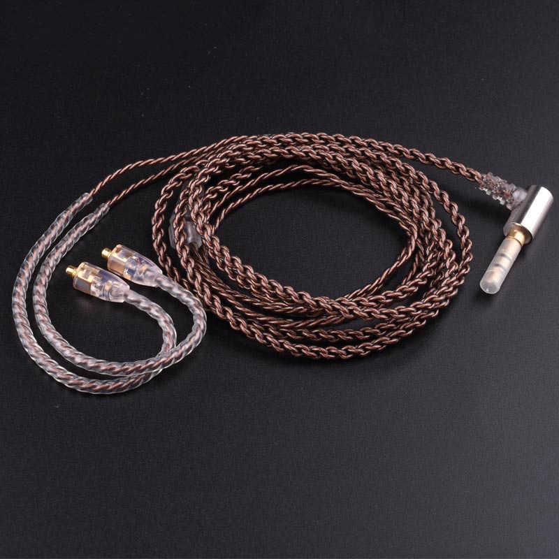 DIY HIFI wykonane na zamówienie Dynami wyważone armatura sterowniki DD 2BA 3ba zestaw słuchawkowy hałas słuchawki Mmcx kabel do Shure SE215 SE535 SE846